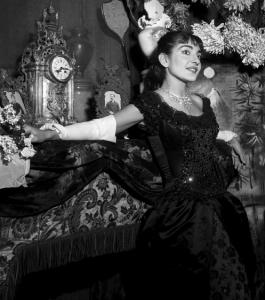 Maria Callas La Traviata 1955 La Scala