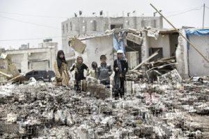 Arabia-Yemen-ninos