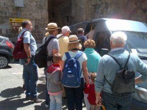 Cagliari turisti Cittadella dei Musei
