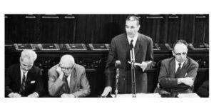 «Aldo Moro, i terroristi parte di un gioco più grande di loro» [di Giovanni Fasanella]
