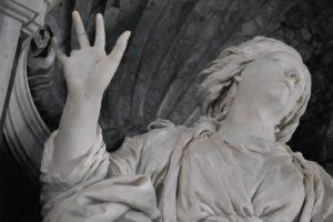 Cosa indica il dito (mozzato) della Bibiana di Bernini [di Tomaso Montanari]
