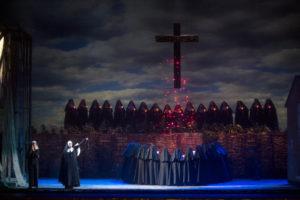 Sancta Susanna - Anastasia Boldyreva (Clementia) Coro del Teatro Lirico di Cagliari