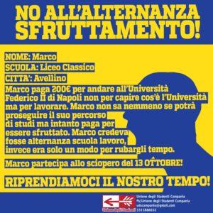 Napoli, si moltiplicano le ribellioni alla scuola-lavoro [di Adriana Pollice]