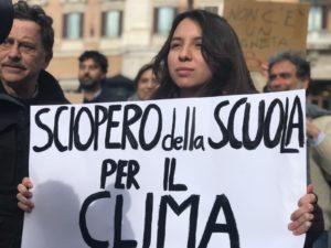 """In marcia per il clima, l'appello di Luca Mercalli agli studenti: """"Scioperate"""" [di Ilaria Venturi]"""