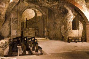 Cripta-Stampace-tour-Nadir-Sardinia
