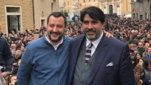 Salvini-Solinas-oristano